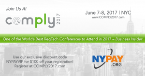 COMPLY2017 @ 230-FIFTH | New York | New York | United States
