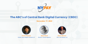 Central Bank Digital Currencies: Ready for Global Take-Off? @ Zoom Meeting