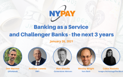 Watch on YouTube: Banking as a Service and Challenger Banks — The Next 3 Years