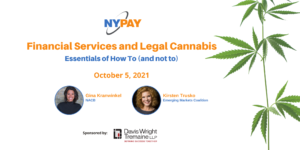 Financial Services and Legal Cannabis - Essentials of How To (and not to)